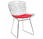 钢丝休闲椅 Bertoia_Side_chair