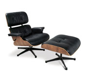 伊姆斯休闲椅 Eames-lounge-chair
